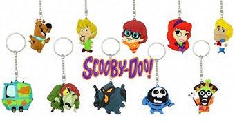 Chaveiros de Vinil Scooby-Doo