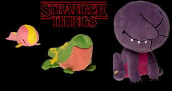 Dart de Girino a Demodog – Bonecos de Pelúcia Stranger Things