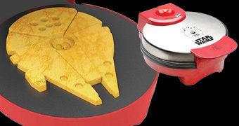 Máquina de Waffles Star Wars Millennium Falcon