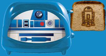 Torradeira R2-D2 Star Wars