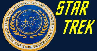 Tapete do Presidente da Federação Unida dos Planetas (Star Trek)