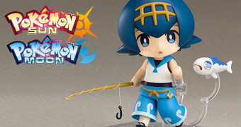 Boneca Nendoroid Lana – Pokémon Sun and Moon
