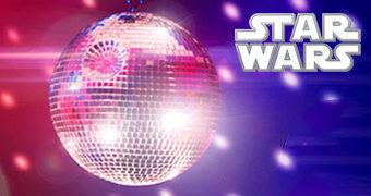 Death Star Disco Ball – Bola de Espelhos Estrela da Morte Star Wars