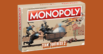 Jogo Monopoly Team Fortress 2