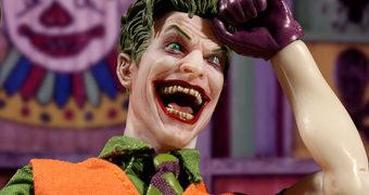 Action Figure Coringa (Joker) One:12 Collective Deluxe Edition da Mezco