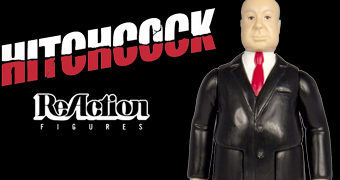 Alfred Hitchcock ReAction – Action Figure Retro 3.75″