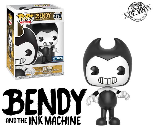 Bonecos Pop Do Game Bendy And The Ink Machine 171 Blog De