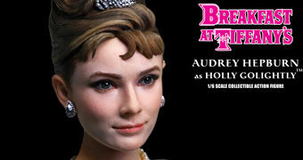 Audrey Hepburn em Bonequinha de Luxo (Breakfast at Tiffany's) – Action Figure 1:6 Star Ace Toys