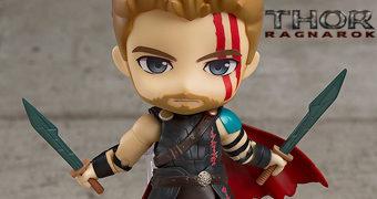 Boneco Nendoroid Thor: Ragnarok Edition