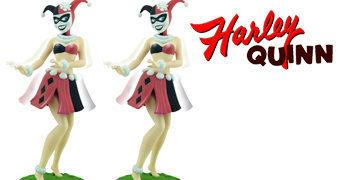 Boneca Havaiana Harley Quinn Hula Girl