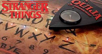 Tábua Ouija Stranger Things!