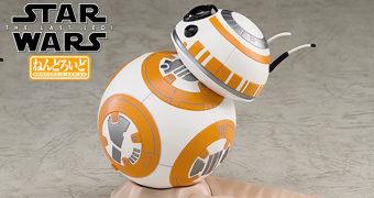 Boneco Nendoroid BB-8 – Star Wars Últimos Jedi