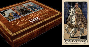 Tarot Game of Thrones