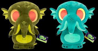 Entidade Cósmica Cthulhu SuperCute de Pelúcia (H.P. Lovecraft)
