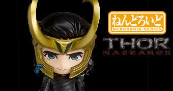 Boneco Nendoroid Loki: Ragnarok Edition