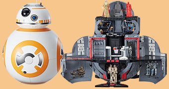 Mega Playset BB-8 Star Wars: Os Últimos Jedi
