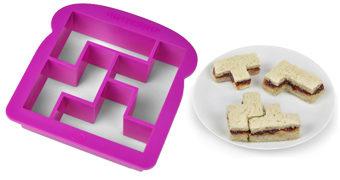 Cortador de Sanduíches Tetris