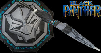 Guarda-Chuva Pantera Negra