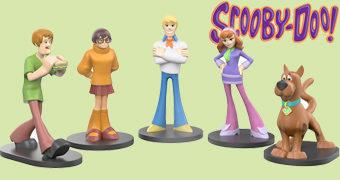 Nova Linha de Figuras Funko HeroWorld: Scooby-Doo e sua Turma!