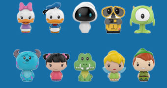 Disney e Pixar Pint Size Heroes – Mini-Figuras Funko Blind-Box