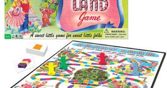 Candy Land Edição de Aniversário 65 Anos do Clássico Jogo de Tabuleiro