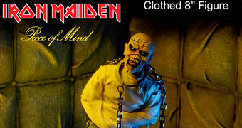 Eddie Piece of Mind – Action Figure Retro Neca Iron Maiden