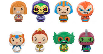 He-Man e os Mestres do Universo Pint Size Heroes – Mini-Figuras Funko Blind-Box