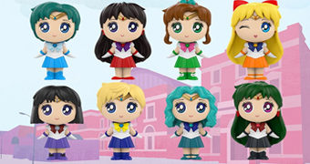 Sailor Moon Mystery Minis – Mini-Figuras Funko Blind-Box