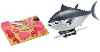 Quebra-Cabeça Atum 3D para os Fãs de Sushis e Sashimis!