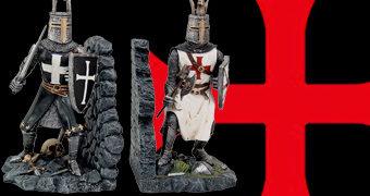 Cavaleiros Templários Bookends