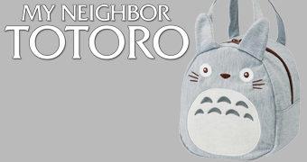 Lancheira Térmica Meu Amigo Totoro (Hayao Miyazaki)