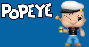 Boneco Pop! Marinheiro Popeye