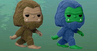 Bonecos Pop! Bigfoot Pé Grande