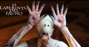 Action Figure Pale Man do Filme O Labirinto do Fauno de Guillermo del Toro