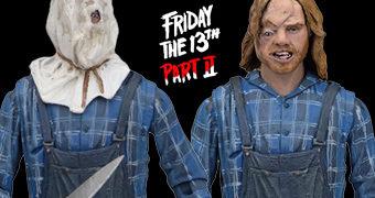 "Sexta-Feira 13 Parte 2: Jason Ultimate Action Figure 7"""