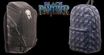 Mochilas Pantera Negra (Black Panther)