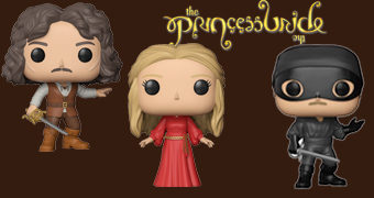 Bonecos Pop! The Princess Bride (A Princesa Prometida)