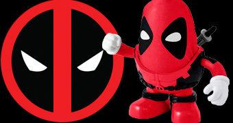 Sr. Cabeça de Batata Deadpool
