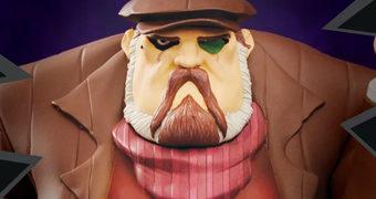 Busto Mason Savoy da Série em Quadrinhos Chew de John Layman e Rob Guillory (Image Comics)