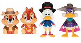 Bonecos de Pelúcia Disney Afternoon