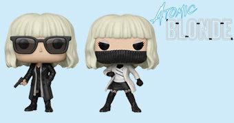 Bonecas Pop! Charlize Theron em Atomic Blonde (Atômica)