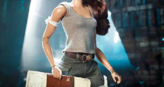 Barbie Lara Croft (Alicia Vikander) Tomb Raider: A Origem