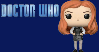 Boneca Pop! Doctor Who: Amy Pond Policial