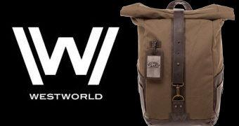 Mochila da Série Westworld em Estilo Velho Oeste