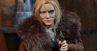 Daisy Domergue (Jennifer Jason Leigh) Action Figure Perfeita Os Oito Odiados de Quentin Tarantino