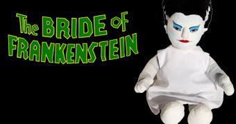 Boneca de Pano A Noiva de Frankenstein (Elsa Lanchester)