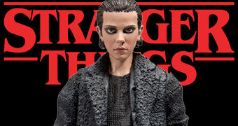 Punk Eleven (Millie Bobby Brown) Action Figure Stranger Things