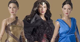 Bonecas de Alto Luxo Tonner Doll Wonder Woman (Gal Gadot)