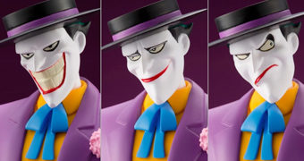 Joker ArtFX+ (Coringa) – Estátua Kotobukiya 1:10 Batman: The Animated Series
