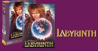 Quebra-Cabeça Labirinto – A Magia do Tempo com David Bowie